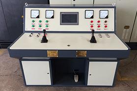 迁安凯达630KW变频改造