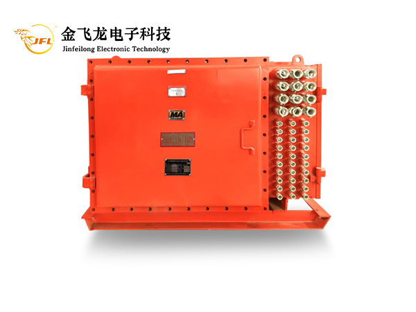 云南KXJ660矿用隔爆兼本安型可编程控制箱