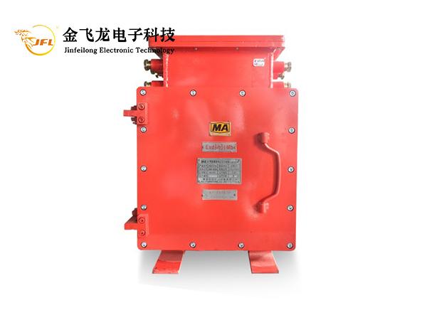 云南KXJ127A矿用隔爆兼本安型控制箱