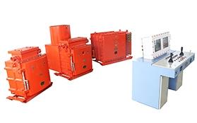 TKD型矿用防爆提升机电控系统