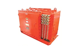 ZTK型矿用防爆提升机电控装置(控制部分)