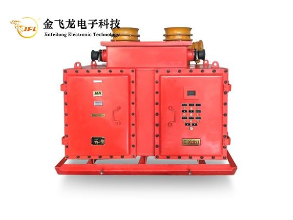 500kw矿用隔爆型低压交流变频器